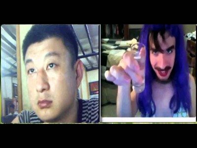 STEVE KARDYNAL - KATY PERRY PEACOCK (CHATROULETTE VERSION)